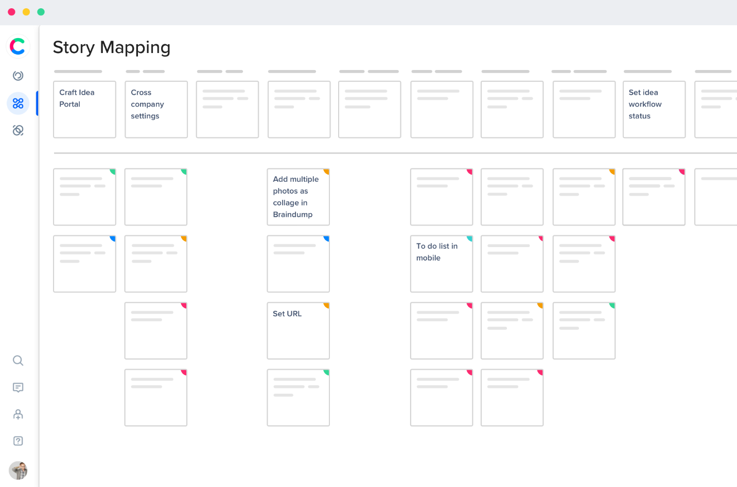 story-mapping